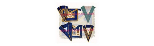 Masonic Apron & Collar Sash