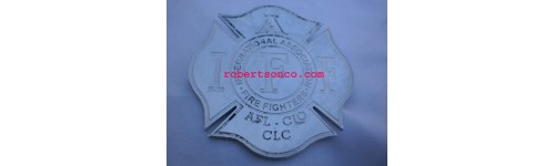 Firefighters Badges