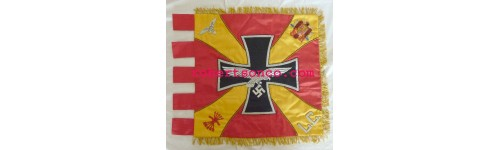 Spanish Civil War Flags