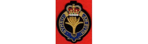Guards Collar Badges