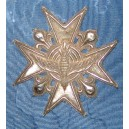 Emperor Alexander  Embroidered Breast Star