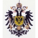 Teutonic Order of Saint hand Embroidery Badge