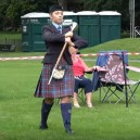 Ladies Complete Scottish Pipe band Outfit Uniform Dress