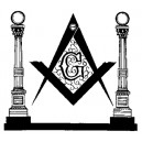 New Prince Hall Masons Lady Hand Embroidery Badge