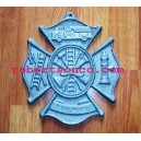 Firefighters Plaque - Fire Fighters Decor
