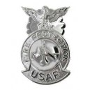 United States AirForce FireFighter Badge