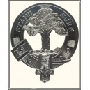 Stand Sure Clan Anderson Scottish Clan Silver
