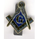 METAL AUTO EMBLEM YOUR CHOICE MASONIC