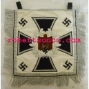BUGLE FULL HAND EMBROIDERY BANNERS