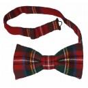 Stewart Royal Tartan Bow tie