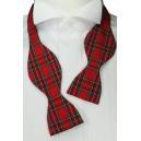 Self-Tie Modern Stuart Bow Tie