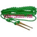 Green Aiguillette Cord