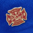 Fireman Firefigher Maltese Cross Fire Department