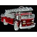 Firefighter Truck Badge