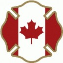 Canada-Flag Decal