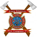 Cayey Volunteer Fire Company Badge