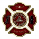 Ocean County Fire Academy Badge