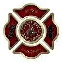 Ocean County Fire Academy Badge