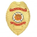 Volunteer Firefighter Badges