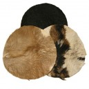 Drum Head Calf skins bleached