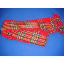 Royal Stewart Piper Plaid