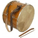 "Tupan Drum 16"" Bolt Tuned Dawul"
