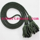 Bugle Or Trumpet Multi-Color Silk Cord
