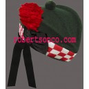 Special Forces Green Glengarry Hat