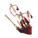Great Highland Bagpipe made in cocas wood