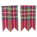 Royal Stewart Tartan Kilt Sock Flashers