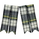 Dress Gordon Tartan Kilt Sock Flashers