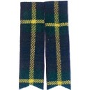 Gordon Tartan Sock Flashes