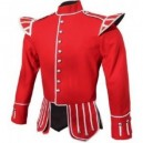 Red Pipe Band Doublet