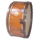 Pipe Band Bass Drum