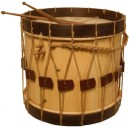 """Renaissance Drum 18"""" x 13"""" with beaters"""