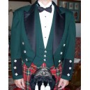 Prince Charlie Jacket With Black Lapels