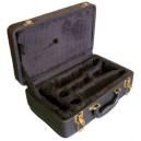 Flute Hard wooden case