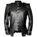 Winter Doublet in Leather