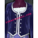 Navy Blue Ladies Highland Dance Jacket