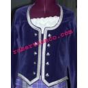 Navy Blue Ladies Highland Dance Jacket
