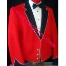 Red Mess Dress