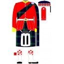 Piper Of The South Australian Scottish Regiment