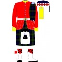 Private Of The Victorian Scottish Regiment