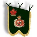 Pipe banner Winnipeg Highland Cadets