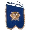 Saint John NB Embroidery Pipe Banner