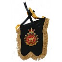 Ontario Regiment Pipe banner