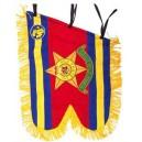 Burma Star Assoc Pipe banner