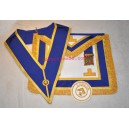 Masonic Craft Provincial Dress Lambskin Apron & Collar