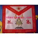 Master Masonic Apron