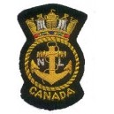 Canada Air Force Embroidery Badge